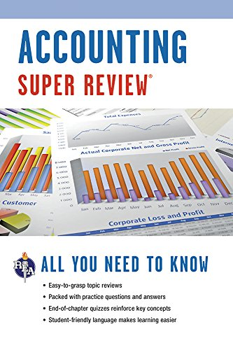 Accounting (Super Review): Editors of Rea