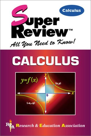9780878911820: Calculus Super Review
