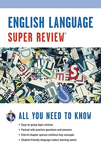 9780878911868: English Language Super Review