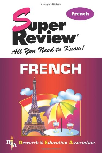 9780878911875: French (Super Review)