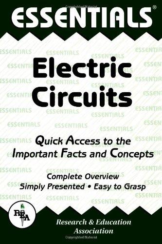 Electric Circuits Essentials (Essentials Study Guides)