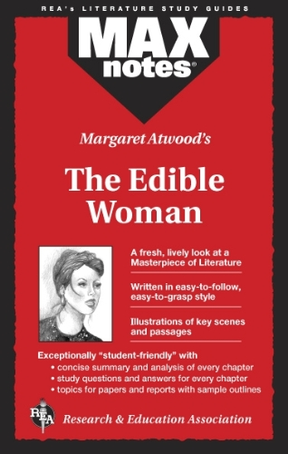 9780878912315: Edible Woman, the (Maxnotes Literature Guides)