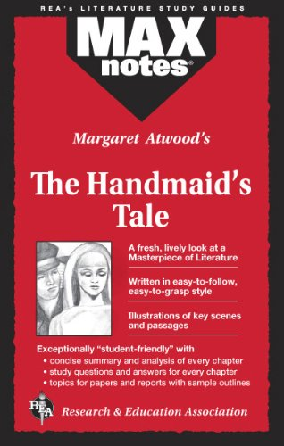 9780878912322: Margaret Atwood's The Handmaid's Tale (MAXNotes Literature Guides)