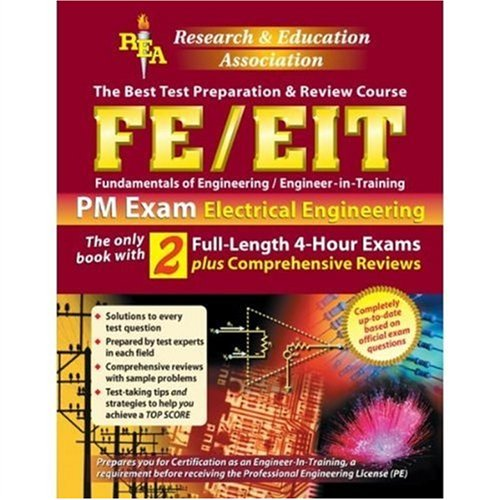 FE : PM - Electrical Engineering Exam, The Best Test Preparation for ...