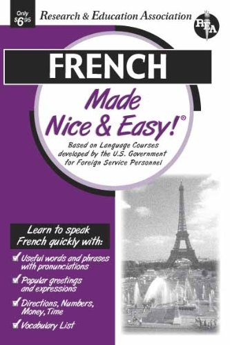 9780878913640: French Made Nice & Easy (Language Learning) (English and French Edition)