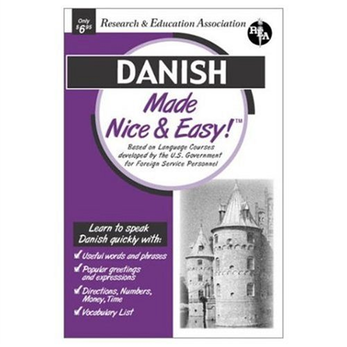9780878913688: Danish Made Nice & Easy (Languages Made Nice & Easy)