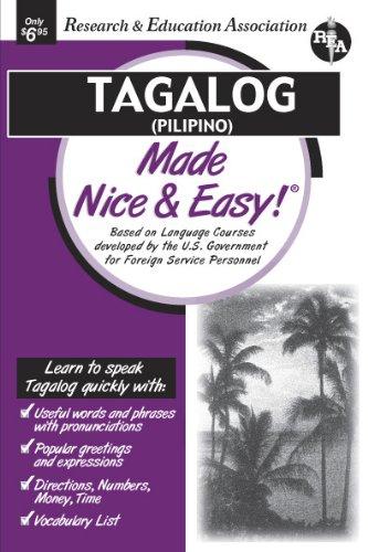 9780878913787: Tagalog (Pilipino) Made Nice & Easy (Language Learning)