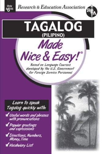 9780878913787: Tagalog (Filipino) Made Nice and Easy! (Languages