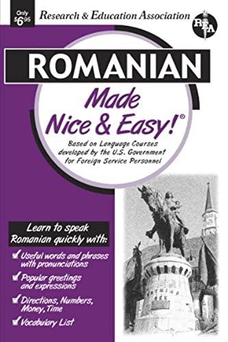 9780878914012: Romanian Made Nice & Easy (Language Learning)