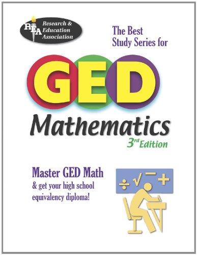 9780878914333: GED Mathematics (GED® Test Preparation)