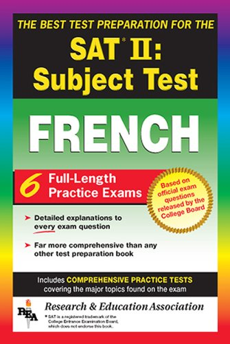 SAT French Subject Test, The Best Test