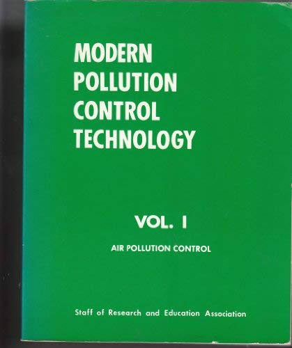 9780878915118: Modern pollution control technology