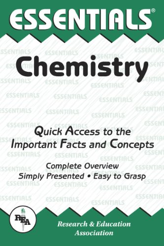 Chemistry (Paperback): Editors Of Rea