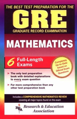 9780878916375: GRE Mathematics