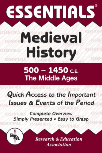 9780878917051: The Essentials of Medieval History, 500 to 1450 Ad: The Middle Ages