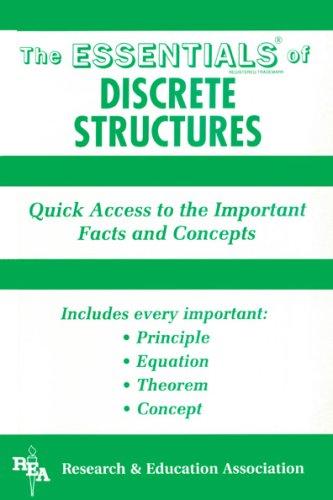 9780878917235: Discrete Structures Essentials