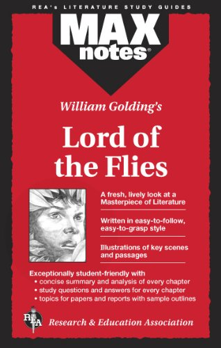 9780878917549: MAXnotes for William Golding's Lord of the Flies (MAXnotes)