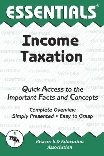 9780878918805: Income Taxation Essentials (Essentials Study Guides)