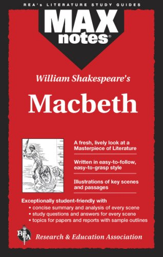 9780878919444: Macbeth (MAXNotes Literature Guides)