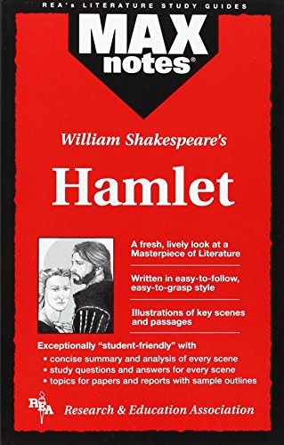 9780878919529: William Shakespeare's Hamlet (MaxNotes)