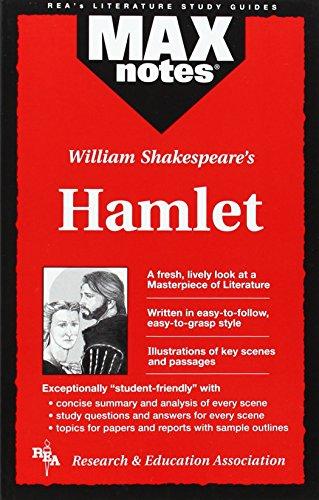9780878919529: Hamlet (MAXNotes Literature Guides)