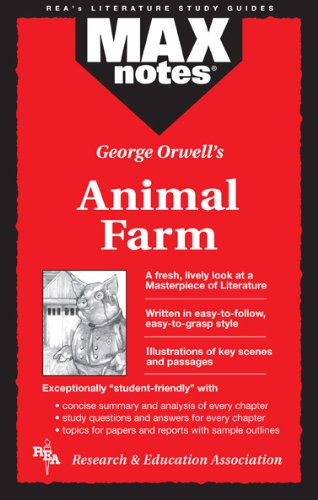 9780878919888: Animal Farm (MAXNotes Literature Guides)