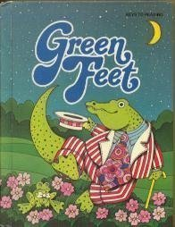 9780878924226: Green Feet (Keys to Reading)