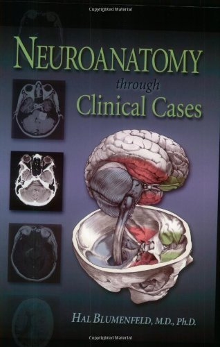 9780878930012: Neuroanatomy Through Clinical Cases
