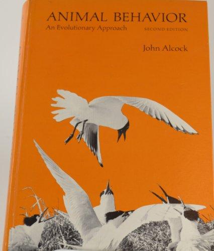 9780878930241: Animal behavior : an evolutionary approach