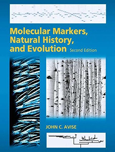 9780878930418: Molecular Markers, Natural History and Evolution