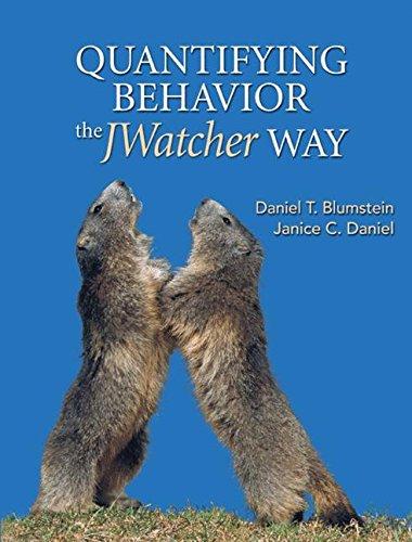 9780878930470: Quantifying Behavior the Jwatcher Way