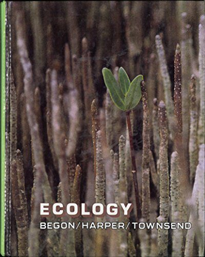 9780878930517: Ecology: Individuals, populations, and communities