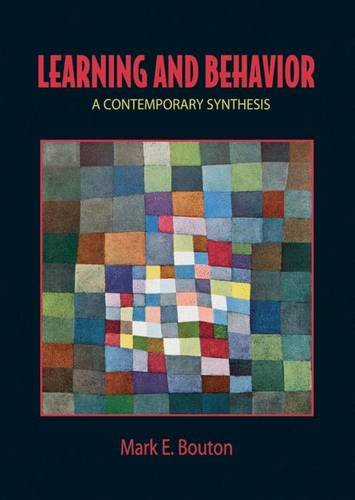 9780878930630: Learning and Behavior: A Contemporary Synthesis