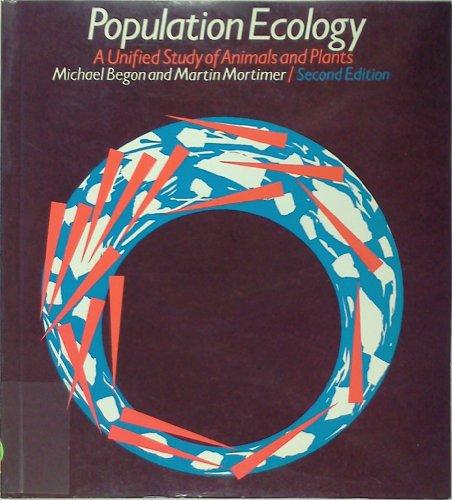 9780878930654: Population Ecology
