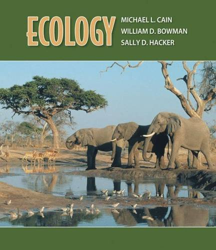 9780878930838: Ecology
