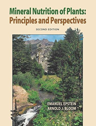 9780878931729: Mineral Nutrition of Plants: Principles and Perspectives