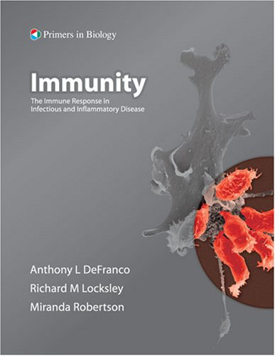 9780878931798: Immunity (Primers in Biology)