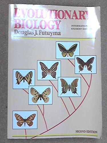 9780878931835: Evolutionary Biology