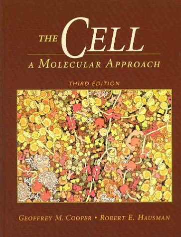 9780878932153: The Cell: A Molecular Approach with CDROM