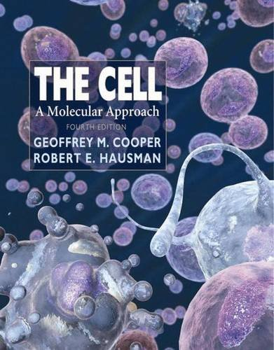9780878932207: The Cell: A Molecular Approach