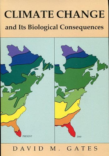 9780878932245: Climate Change and Its Biological Consequences