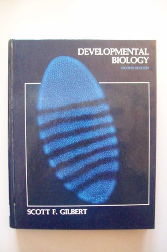 9780878932481: Developmental Biology