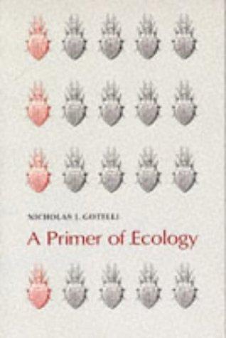 9780878932702: Primer of Ecology