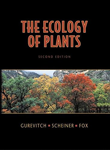 9780878932948: The Ecology of Plants, Second Edition