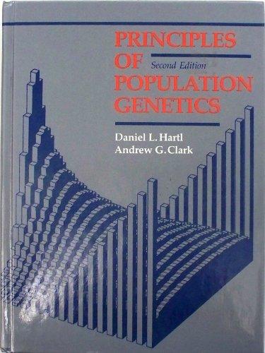 9780878933020: Principles of Population Genetics