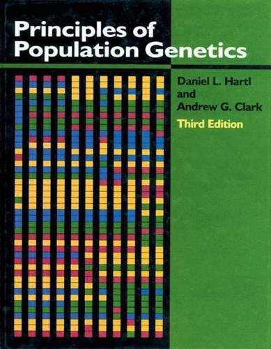 9780878933068: Principles of Population Genetics