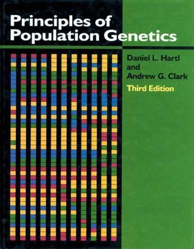 9780878933068: Principles of Population Genetics