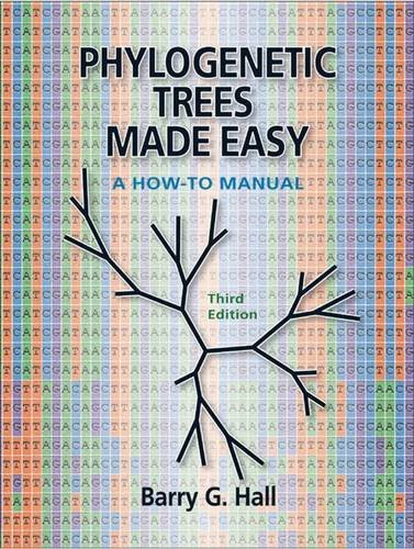 9780878933105: Phylogenetic Trees Made Easy: A How-to Manual