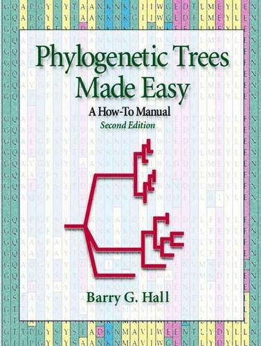 9780878933129: Phylogenetic Trees Made Easy: A How-To Manual, Second Edition (with CD-Rom)