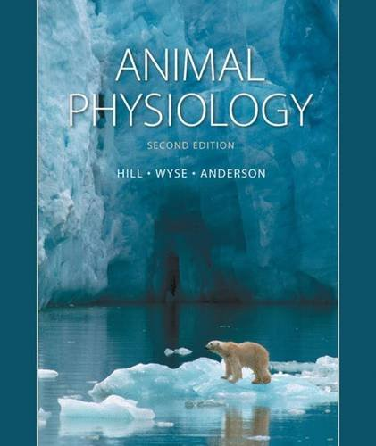 9780878933174: Animal Physiology